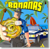 The Bananas - To Surf and Protect