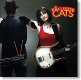 The Ballistic Cats - Self Titled