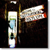 Ben Rogers Instrumental Asylum - Welcome To The Instrumental Asylum