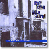 Barry Denyer and Willie Salomon - The Basement Sessions