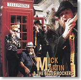 Mick Martin and The Blues Rockers - Long Distance Call