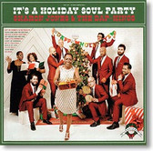 Sharon Jones and The Dap Kings - It's A Holiday Soul Party