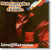 Pete Cornelius and The DeVilles - Live at Narooma
