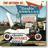 The Surfin' Gorillas - The Return Of...