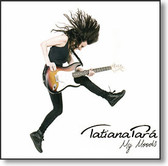 """My Moods"" blues CD by Tatiana Pará"