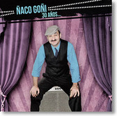 """30 Años..."" blues CD by Ñaco Goñi"