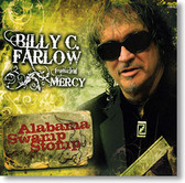 """Alabama Swamp Stomp"" blues CD by Billy C. Farlow"
