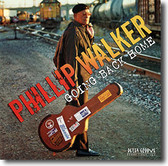 """Going Back Home"" blues CD by Phillip Walker"