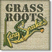 """Grass Roots"" blues CD by The Chicago Kingsnakes"