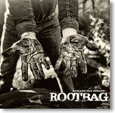 """Rootbag"" blues CD by Richard Van Bergen"