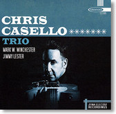 """Chris Casello Trio"" rockabilly CD by Chris Casello Trio"