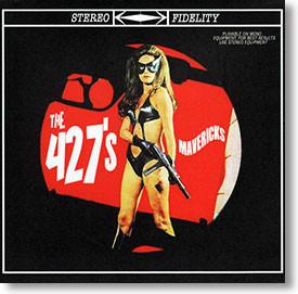 """Mavericks "" surf CD by The 427's"