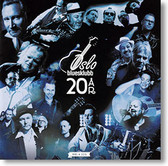 """Oslo Bluesklubb 20 AR"" blues CD by Various Artists"
