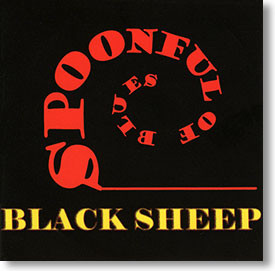 """""""Black Sheep"""" blues CD by Spoonful of Blues"""