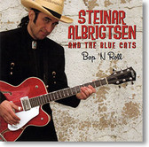 """Bop 'N Roll"" rockabilly CD by Steinar Albrigtsen"
