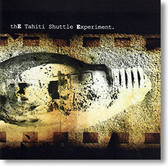 """Self Titled"" surf CD by The Tahiti Shuttle Experiment"