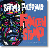 """""""Frankenstomp"""" surf CD by Satan's Pilgrims"""