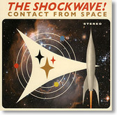 """Contact From Space"" surf CD by The Shockwave"