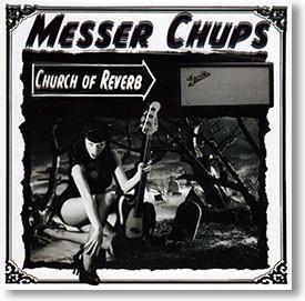 """Church of Reverb"" surf CD by Messer Chups"