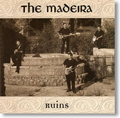 """Ruins"" surf CD by The Madeira"