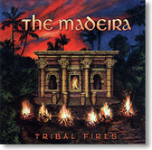 """""""Tribal Fires"""" surf CD by The Madeira"""