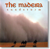 """Sandstorm"" surf CD by The Madeira"