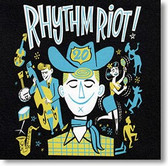 """Rhythm Riot 20"" R&B CD by Various Artists"
