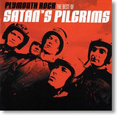 """Plymouth Rock The Best Of"" blues CD by Satan's Pilgrims"