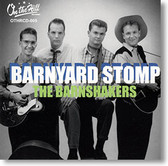 """Barnyard Stomp"" rockabilly CD by The Barnshakers"