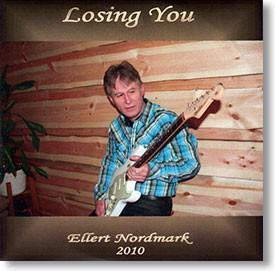 """""""Losing You"""" guitar CD by Ellert Nordmark"""