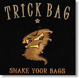"""""""Shake Your Bags"""" rockabilly CD by Trick Bag"""