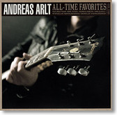 """All-Time Favorites"" blues CD by Andreas Arlt"