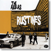 """Rustines"" surf CD by The Akulas"