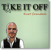 """Take It Off"" blues CD by Kurt Crandall"