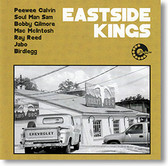 """Self Titled"" blues CD by Eastside Kings"