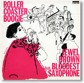 """Roller Coaster Boogie"" blues CD by Jewel Brown"
