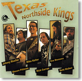 """Self Titled"" blues CD by Texas Northside Kings"
