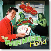 """The Winning Hand"" rockabilly CD by The Kat Kings"