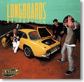 """Motorhythm"" surf CD by Long Boards"