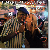 """Two Cats"" blues CD by Linsey Alexander"
