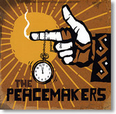"""Self Titled"" blues CD by The Peacemakers"