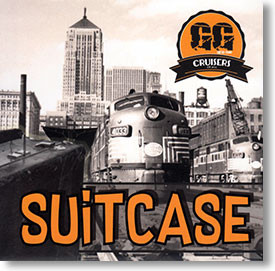 """Suitcase"" blues CD by GG and The Cruisers"