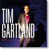 """Million Stars"" blues CD by Tim Gartland"