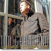 """Looking Into The Sun"" blues CD by Tim Gartland"