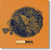 """Reverb Brasil"" surf CD by Various Artists"
