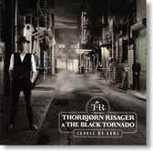 """Change My Game"" blues CD by Thorbjørn Risager & The Black Tornado"