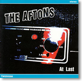 """At Last"" surf CD by The Aftons"