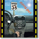"""Shifting Gears"" surf CD by Speed Limit 35"