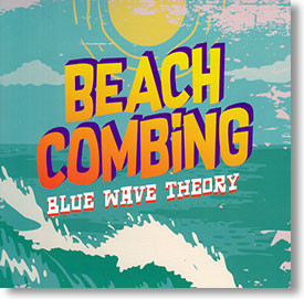 """Beach Combing"" surf CD by Blue Wave Theory"