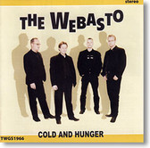 """Cold And Hunger"" surf CD by The Webasto"